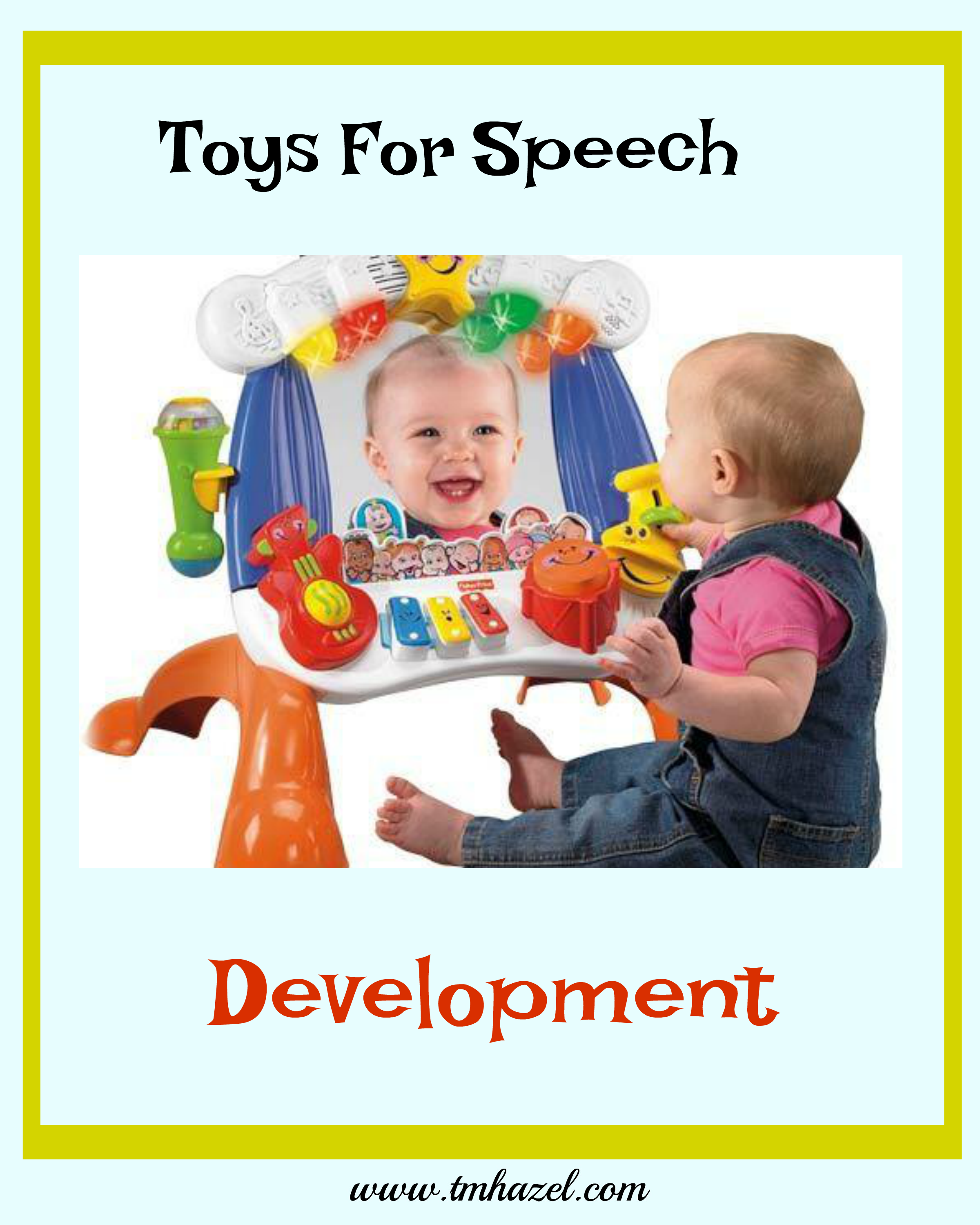 Toys For Speech Development : Cognitive ability speech and talking