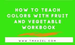 HOW TO TEACH YOUR TODDLER IDENTIFY COLORS