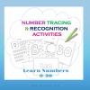 Numbers activities