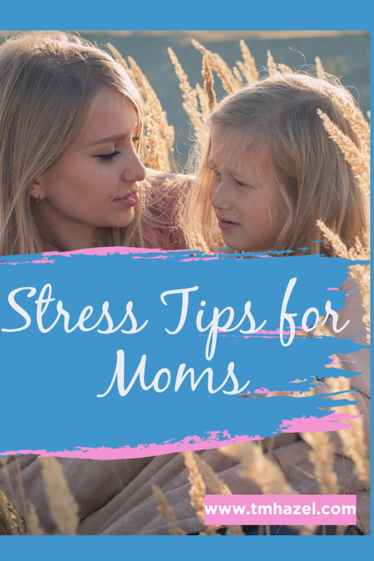 stress tips for moms
