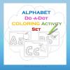 Alphabet Do-a-Dot Coloring Activity
