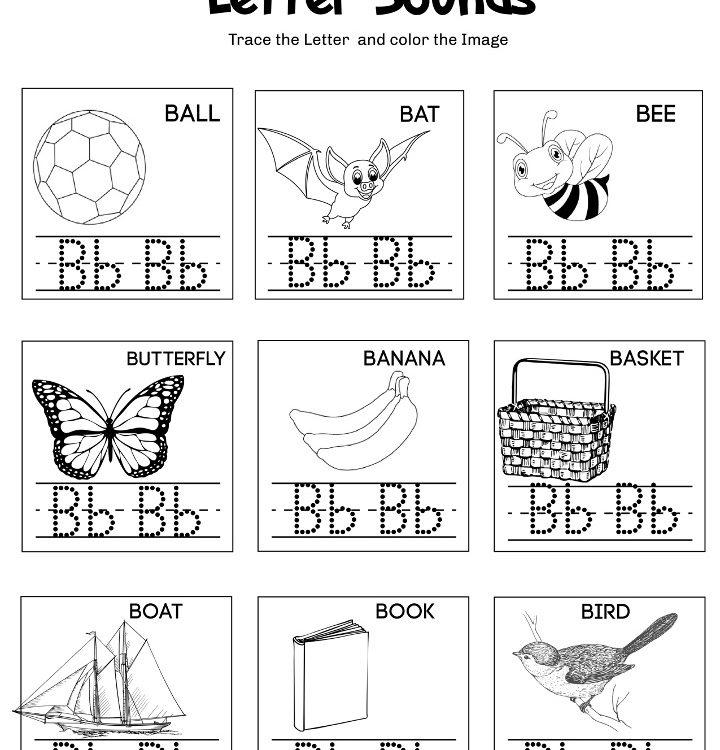 PRINTABLE ALPHABET LETTERS – Letters  Sounds